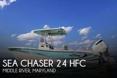 2018 Sea Chaser 24 HFC