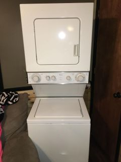 Whirlpool Thin Twin Washer and Dryer