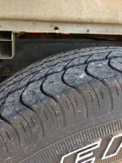 "$850 OBO 20"" STOCK Ram 1500 Wheels & Tires (2007 Big Horn Edition)"