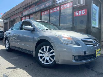2007 Nissan Altima 2.5 (Precision Grey Metallic)