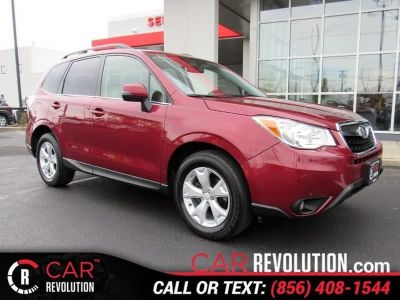 2014 Subaru Forester 2.5i Touring (Red)