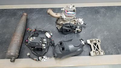Iame X30 motor kit - Allison Racing Engines