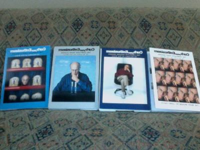 Curb Your Enthusiasm Seasons 1-4