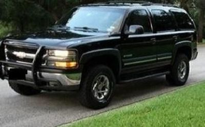 $1,900, 2002 Chevy Tahoe Z71