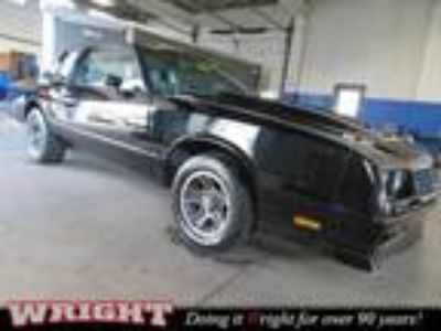 used 1985 Chevrolet Monte Carlo for sale.