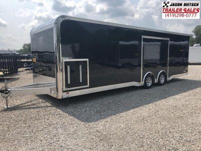 2019 ATC QUEST 8.5X28 Car / Racing Trailer....STOCK# AT-2150