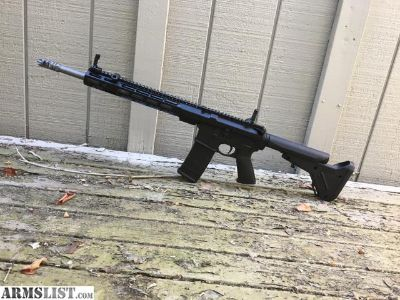 For Sale: Mega Arms AR-15