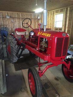 1949 B. F. Avery Tractor