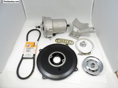 Alternator Complete Kit 60 amp