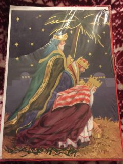 New Box of 10 Christmas cards