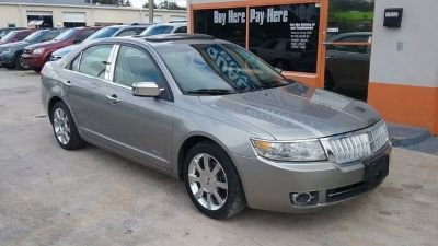 2008 Lincoln MKZ Base 4dr Sedan
