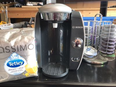 Tassimo Coffee Brewer