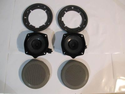 Find 2006/7 VOLVO Set of Bunk Speakers with trim and grills motorcycle in Franksville, Wisconsin, US, for US $19.50