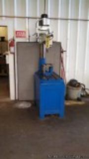 Knuth Radial Drill Model R - RTR -