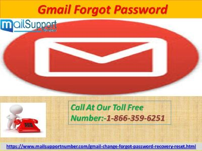 24*7 help to resolve your Gmail Forgot Password @ 1-866-359-6251