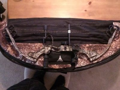 2010 Anderson Compound Bow