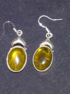 Beautiful Citrine Earrings