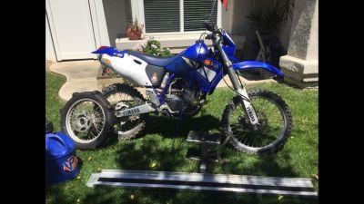 2001 Yamaha 426 F