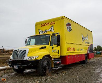 2004 International 26' Box Truck