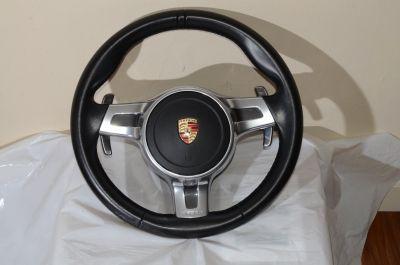 PDK Paddle steering wheel
