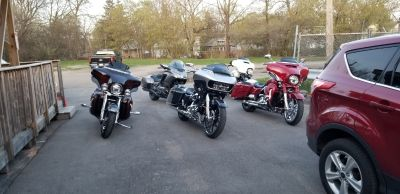 2019 Harley-Davidson ROAD GLIDE CVO CUSTOM