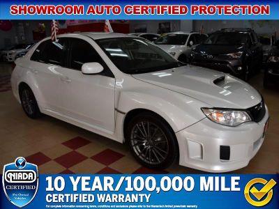 2012 Subaru Impreza WRX Base (White)