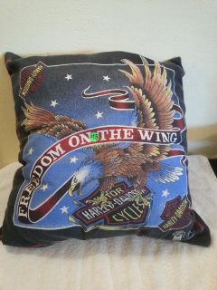 Harley-Davidson Pillow officially licensed product