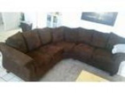 Sectional couch year old