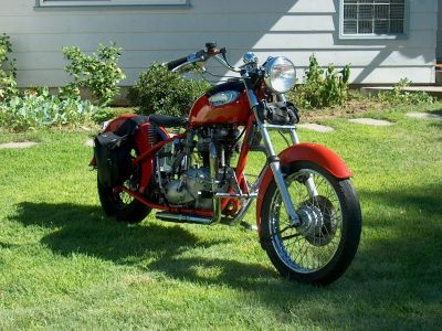 1965 Triumph BONNEVILLE T120R