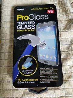 NWOT ProGlass Tempered Glass Screen Protection