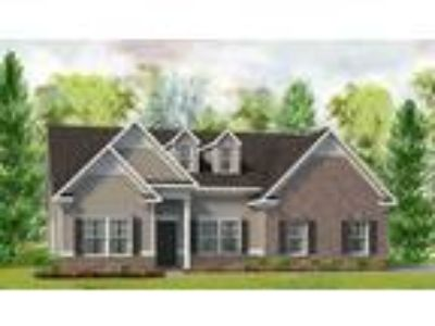 The Avery by Smith Douglas Homes: Plan to be Built