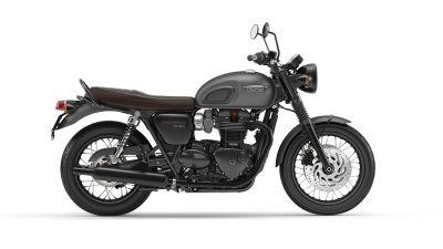 2018 Triumph Bonneville T120 Black Cruiser Motorcycles Depew, NY