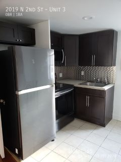 Beautifully Renovated 3rd Floor Studio Apartment with Walk in Closet