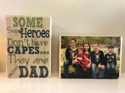 Fathers Day Custom Gifts