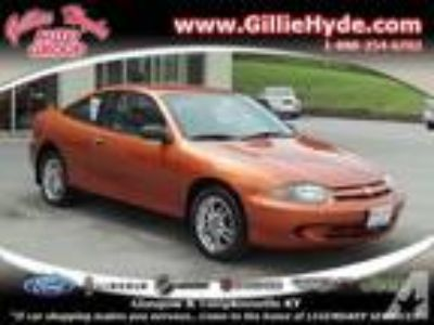 2005 Chevrolet Cavalier Coupe Coupe