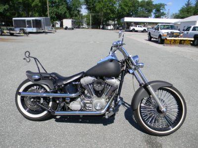 2000 Harley-Davidson FXST Softail Standard Cruiser Motorcycles Springfield, MA