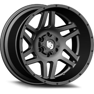 Buy 20x9 Black LRG 111 8x170 +0 Rims Federal Couragia MT 35X12.5X20 Tires motorcycle in Saint Charles, Illinois, United States, for US $1,778.60