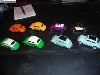 loose & MINT....jammer case VW's