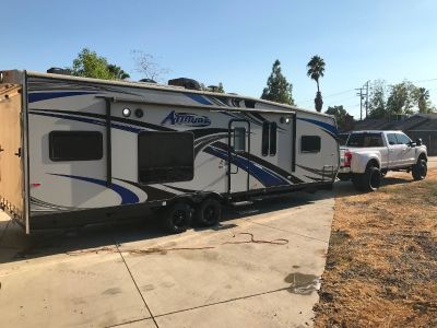 2017 Eclipse Recreational Vehicles ATTITUDE 28IBG