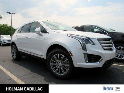 2019 Cadillac XT5 Luxury AWD (Crystal White Tricoat)