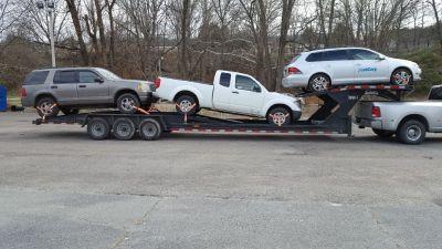 2016 Appalachian Top Deck 3 Car Hauler