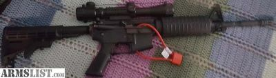 For Sale: Colt AR 15 22mm