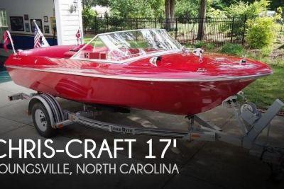 1969 Chris Craft 17 Cavalier