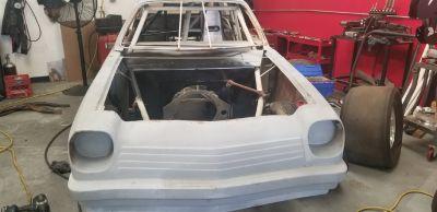Vega Wagon Tube Chassis