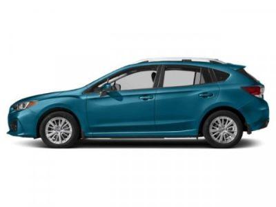 2019 Subaru Impreza Premium (Island Blue Pearl)