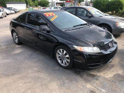 2009 Honda Civic EX (Black)