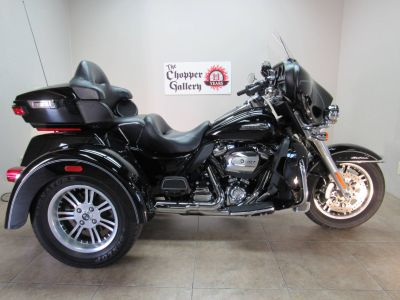 2017 Harley-Davidson Tri Glide Ultra 3 Wheel Motorcycle Temecula, CA
