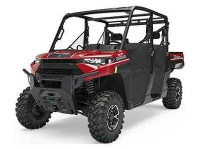 2019 Polaris Ranger Crew XP 1000 EPS Premium Side x Side Utility Vehicles Ontario, CA