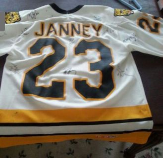 Boston Bruins early 90's jersey