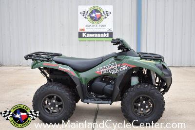 2019 Kawasaki Brute Force 750 4x4i Sport-Utility ATVs La Marque, TX
